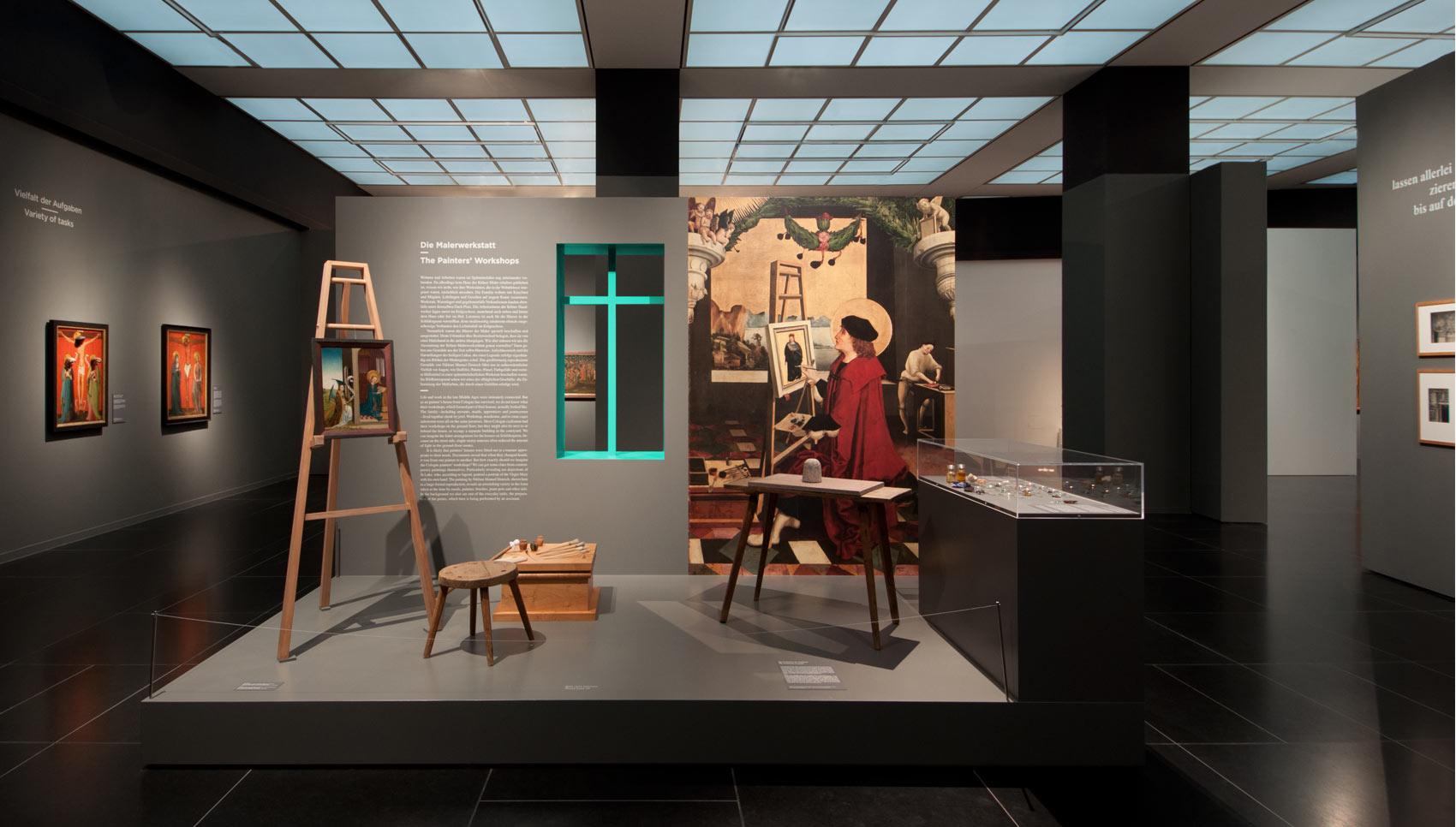Geheimnisse der Maler Kln im Mittelalter - koelnde