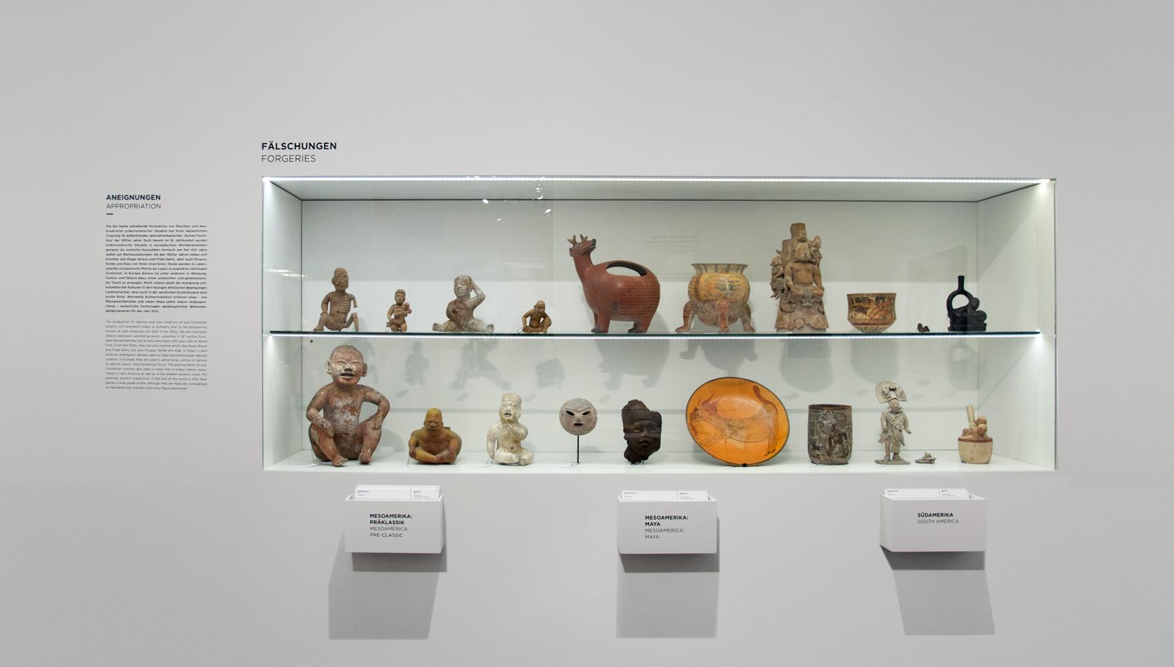 Das Göttliche Herz der Dinge. Ausstellungsdesign einer Sonderausstellung im Rautenstrauch-Joest-Museum.