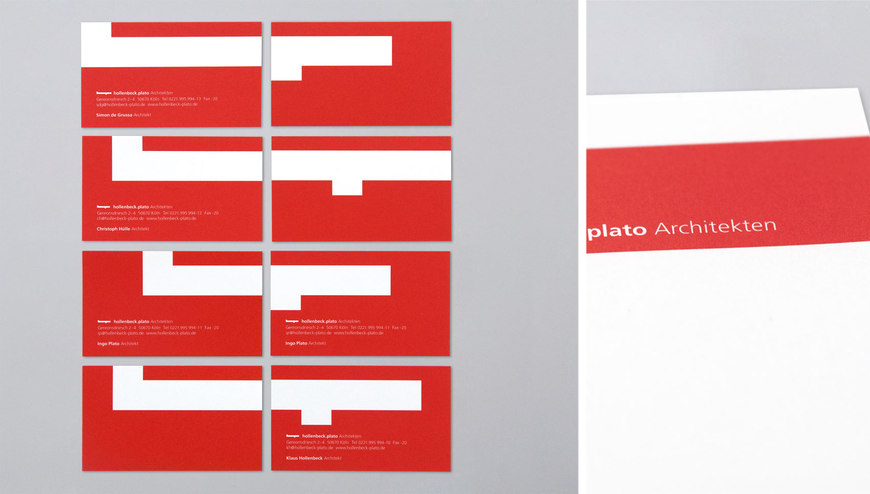 hollenbeck.plato Corporate Design