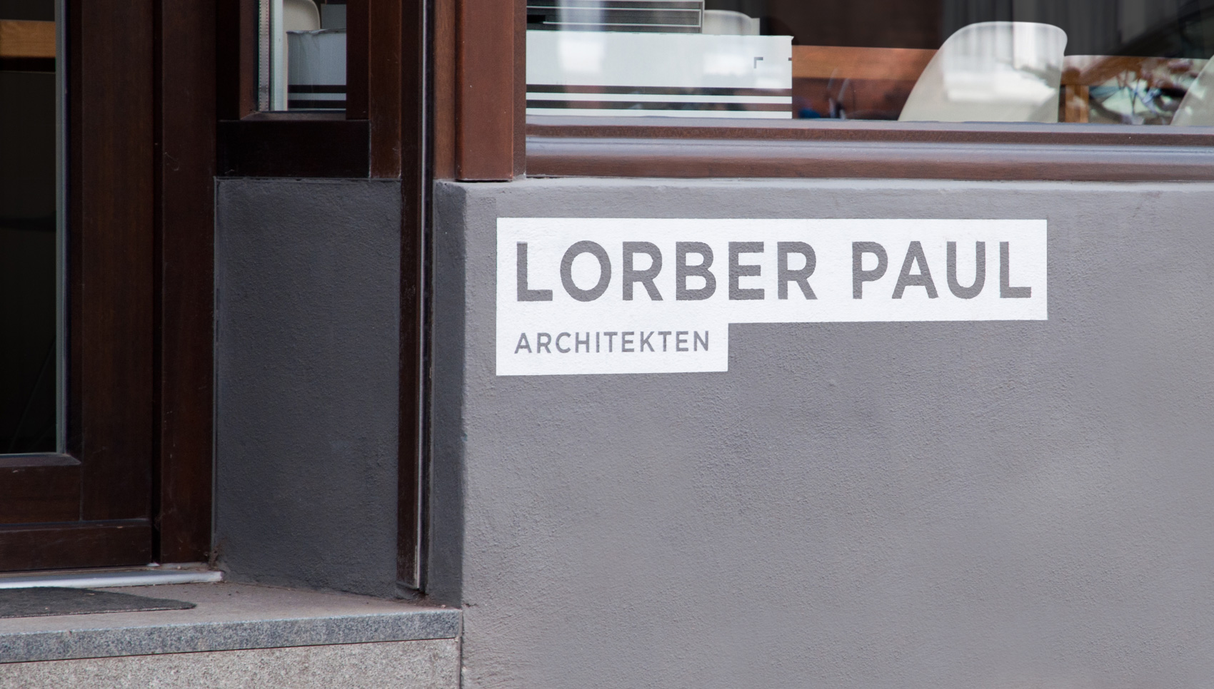 Lorber Paul Architekten. Corporate Design.