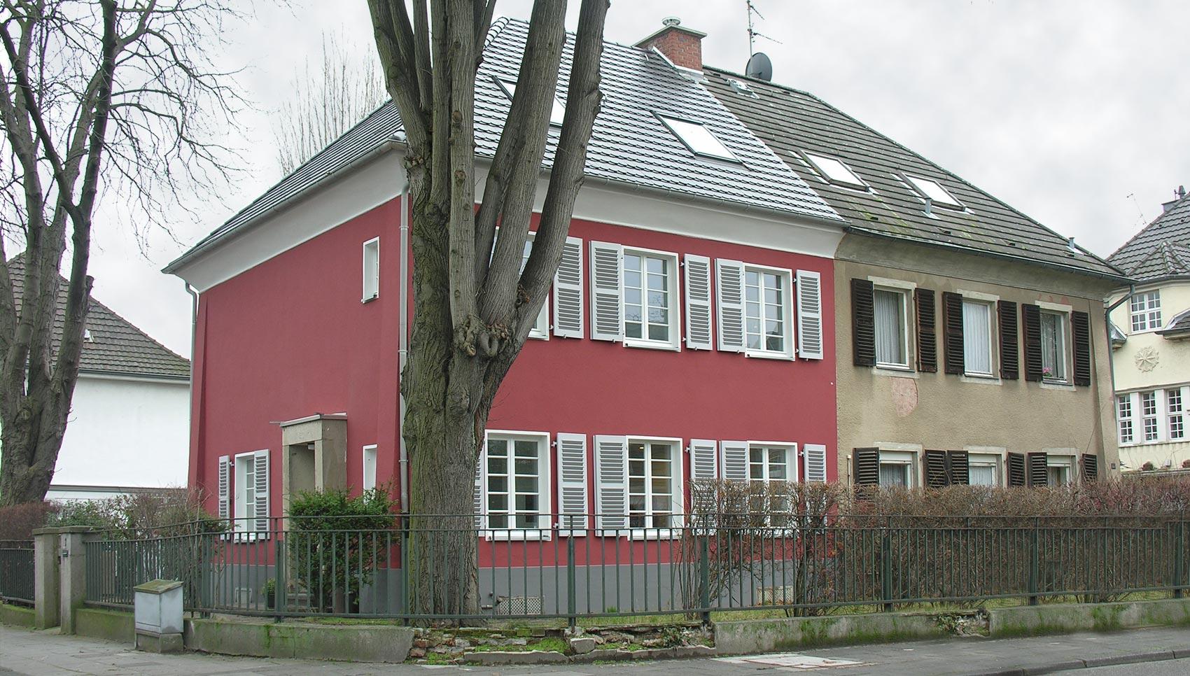 Denkmal Hebbelstraße Denkmalsanierung Köln