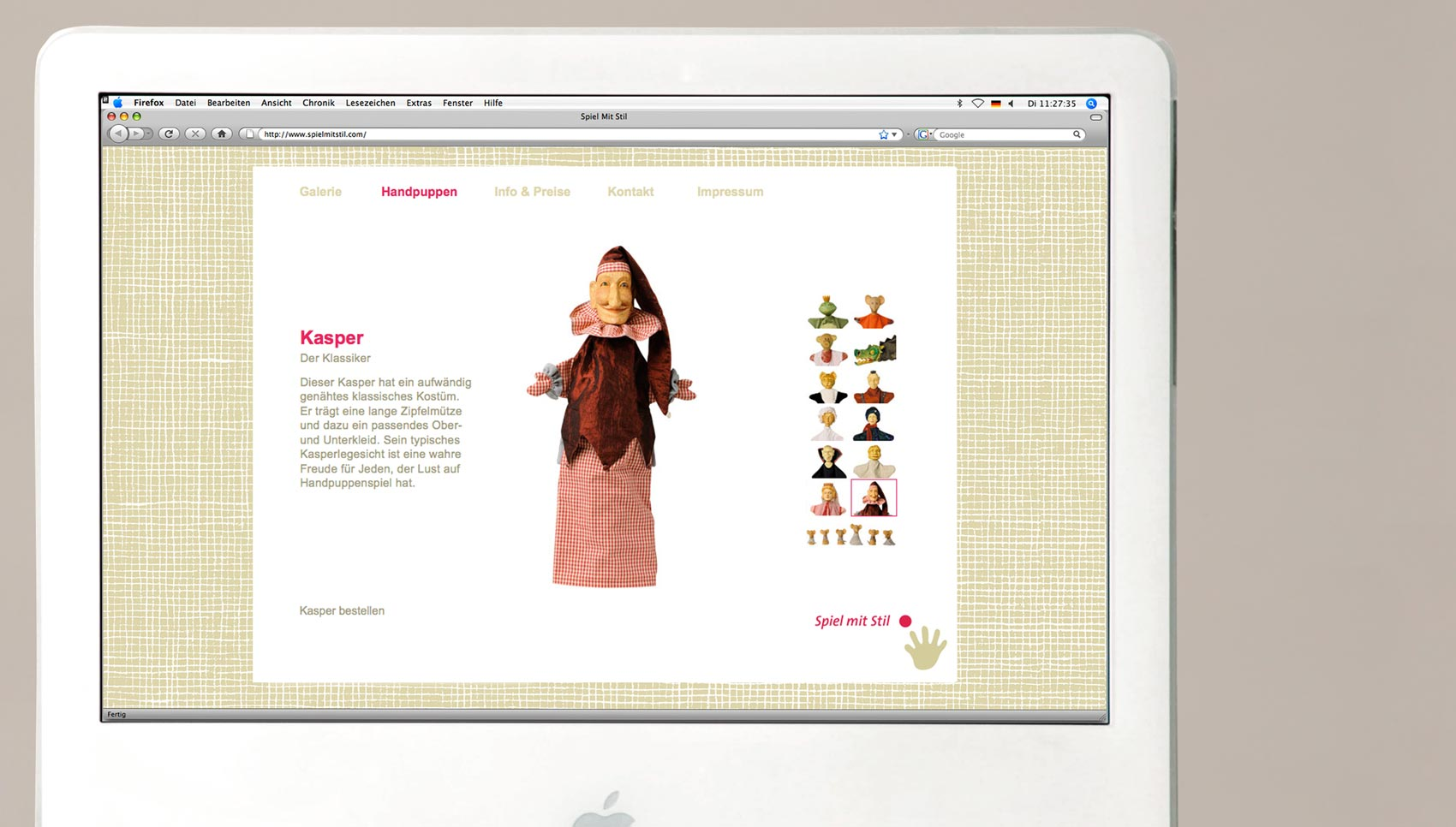 Spiel mit Stil Rahel Schröder Holzbildhauerin Corporate Design