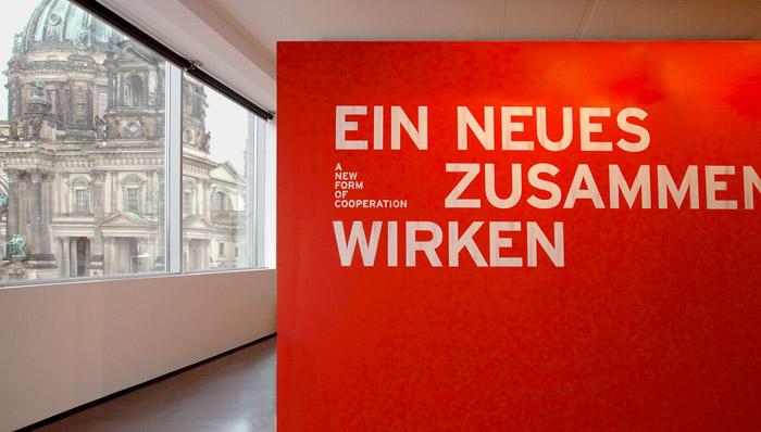 Ausstellungsdesign Humboldt-Box Berlin