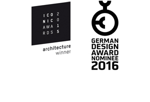 Iconic Awards 2015 Architecture Winner