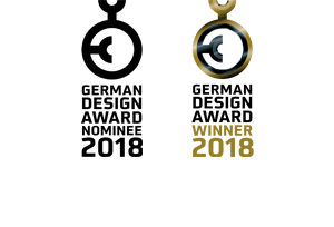 German Design Award Nominee & Winner