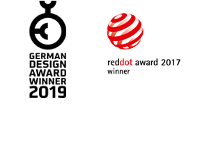 red dot design award winner 2017
