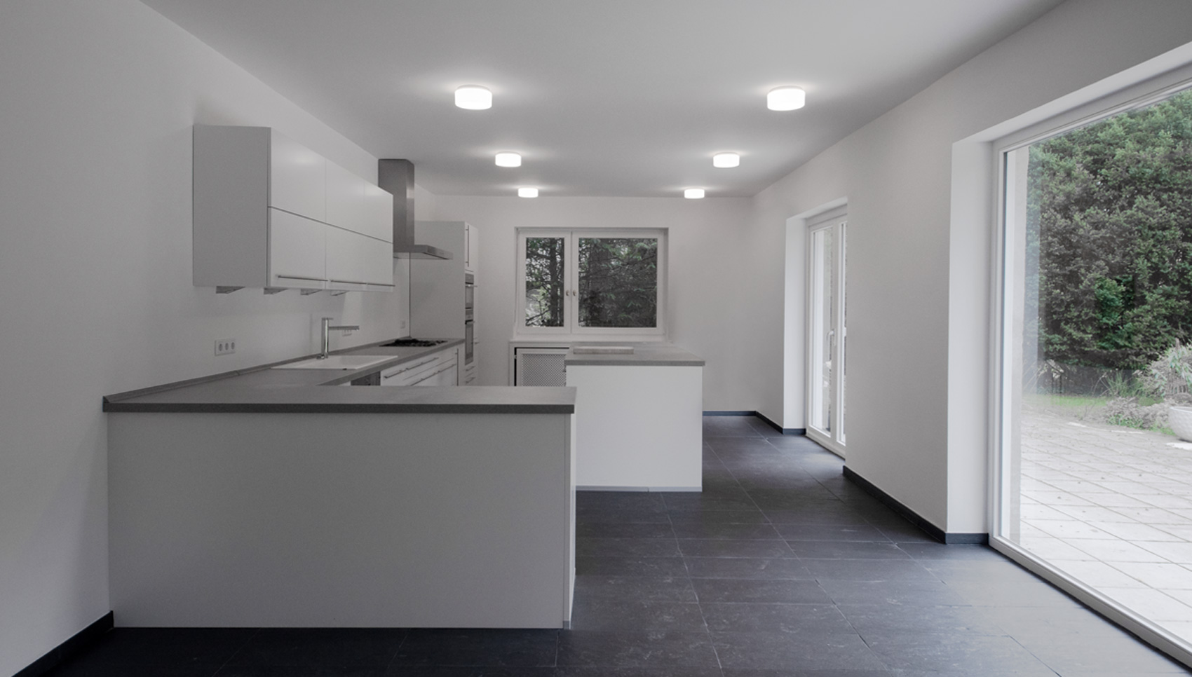 Haus Axenfeld Modernisierung in Bonn