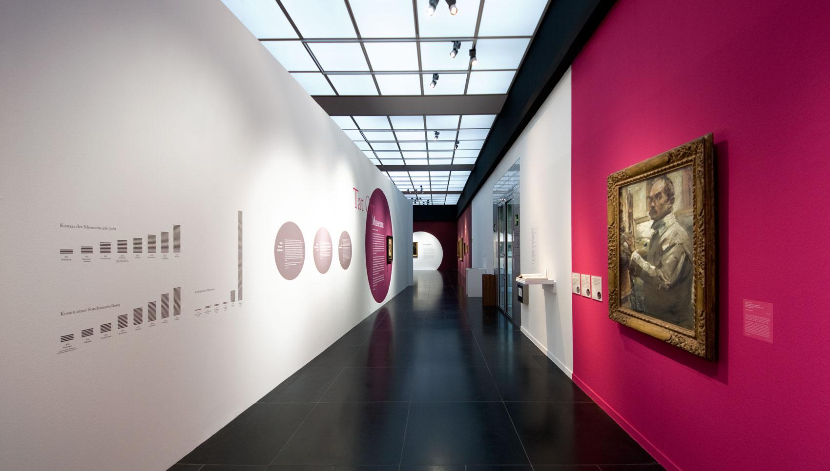 TatOrt Museum Ausstellungsdesign Wallraf-Richartz-Museum Köln