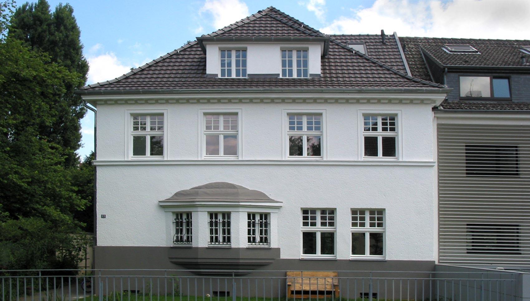 Altbau Hölderlinstraße Altbaumodernisierung in Köln