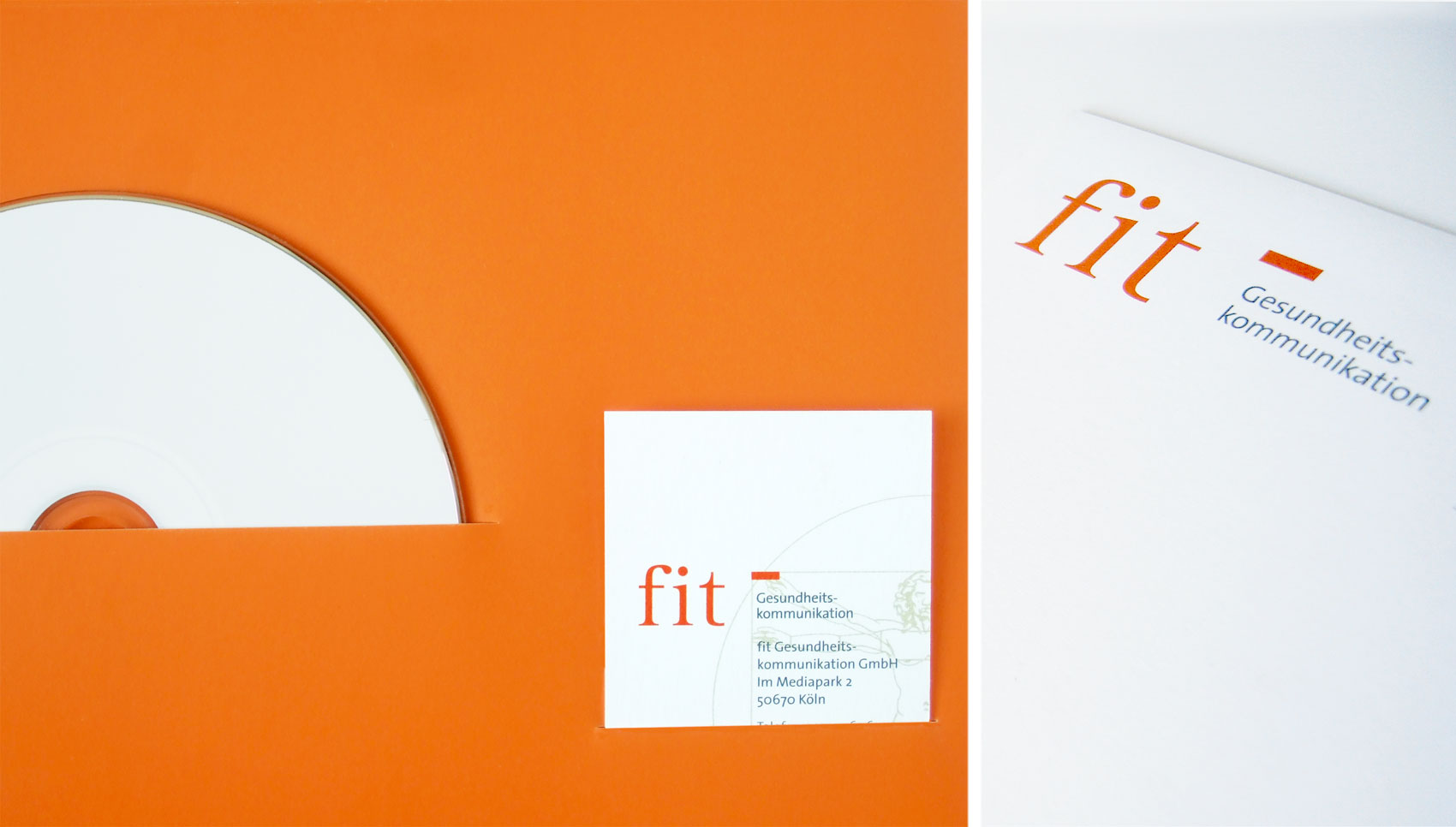 fit Gesundheitskommunikation Corporate Design